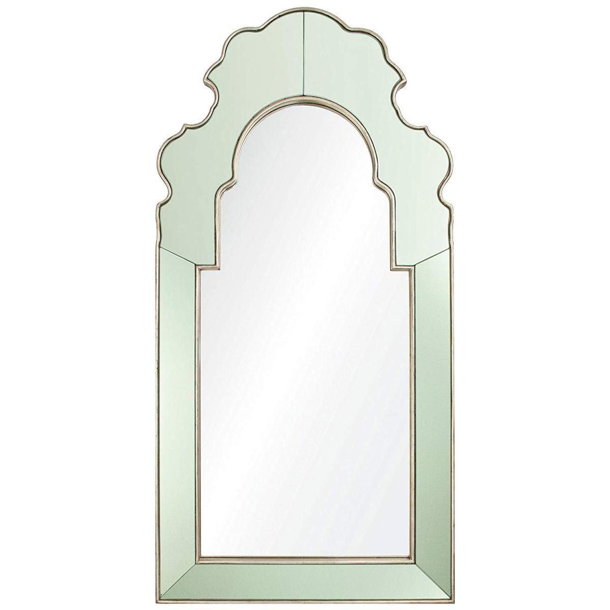 hollywood regency mirrors, mirrors, wall mirrors