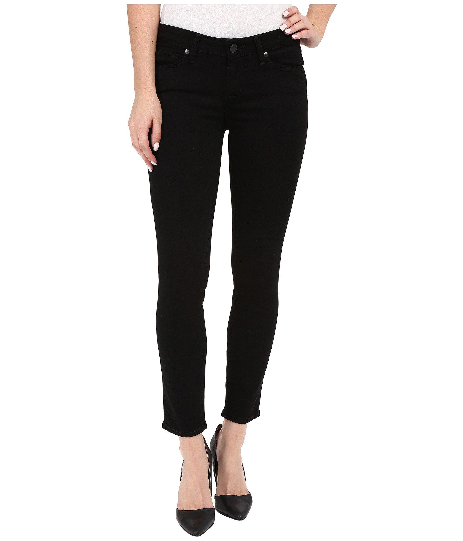 black verdugo jeans, paige verdugo black