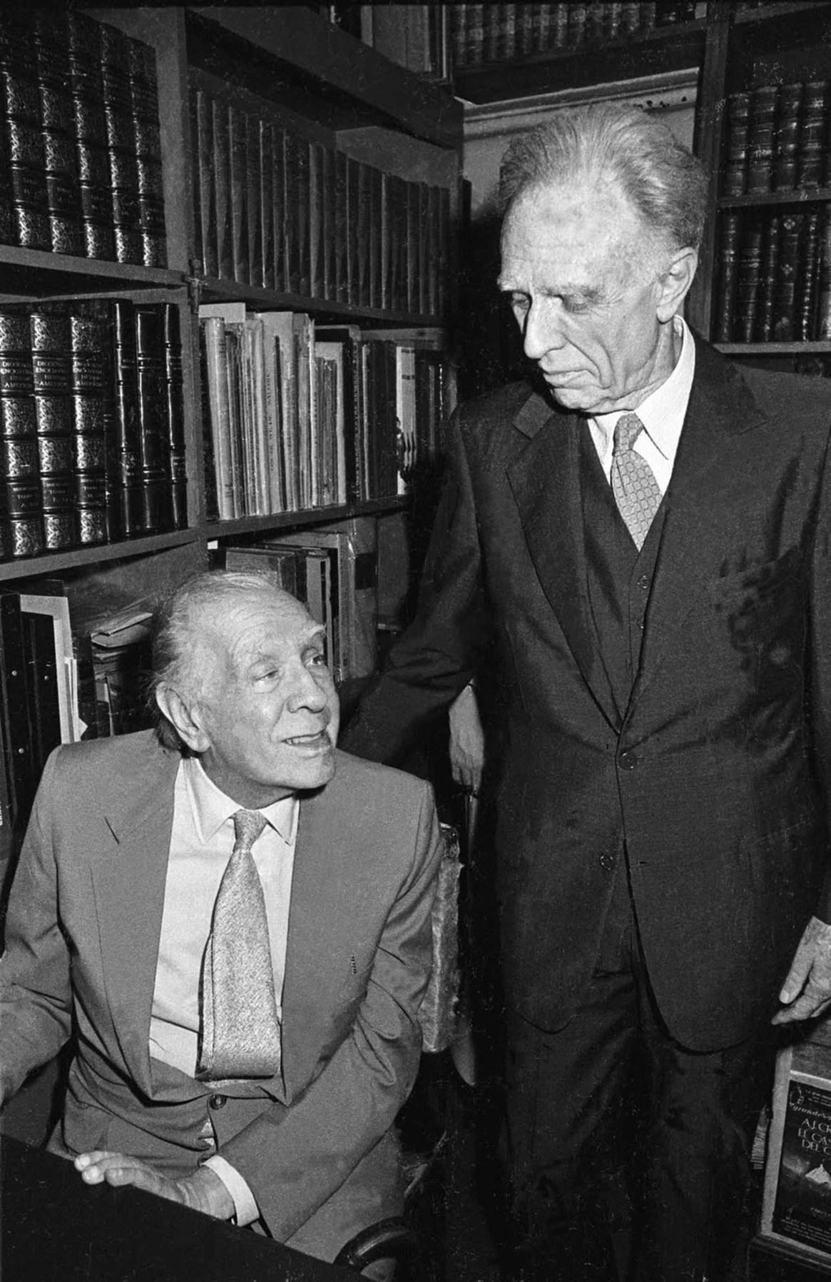 Borges y Bioy