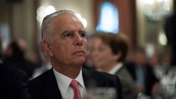 El empresario Alejandro Bulgheroni, chairman de Bridas y el hombre más rico de la Argentina según el ranking de Forbes. (Adrián Escandar)