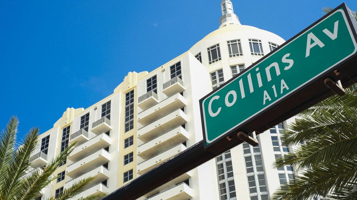 Un servicio de transporte gratuito y especial para la Semana del Arte permite recorrer Miami Beach de sur a norte y cruzar la bahía de Biscayne hacia el Design District y Wynwood. (Shutterstock)