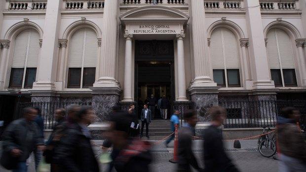 La tasa de pases a 7 días bajó a 28% y es referencia para las LEBAC (Adrián Escandar)