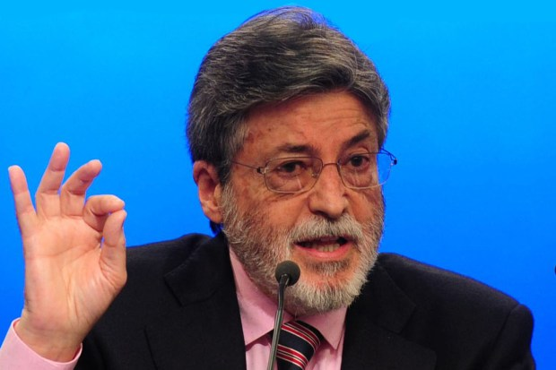 Alberto Abad, titular de la AFIP. (NA)
