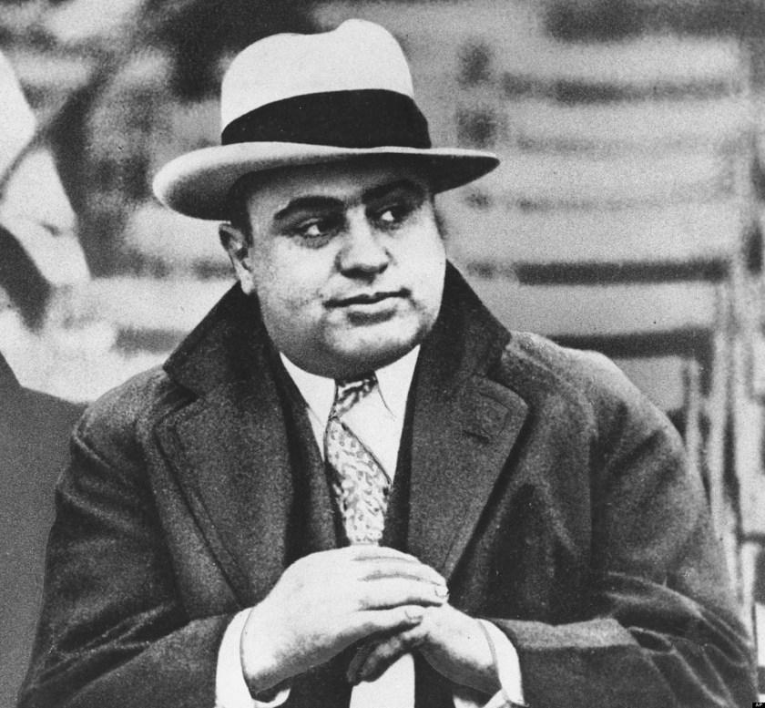 Al Capone fue uno de los criminales más grandes de la historia de la mafia