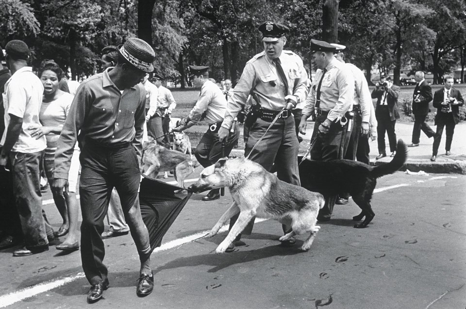 """""""Birmingham, Alabama"""" (Charles Moore, EEUU, 1963 )"""