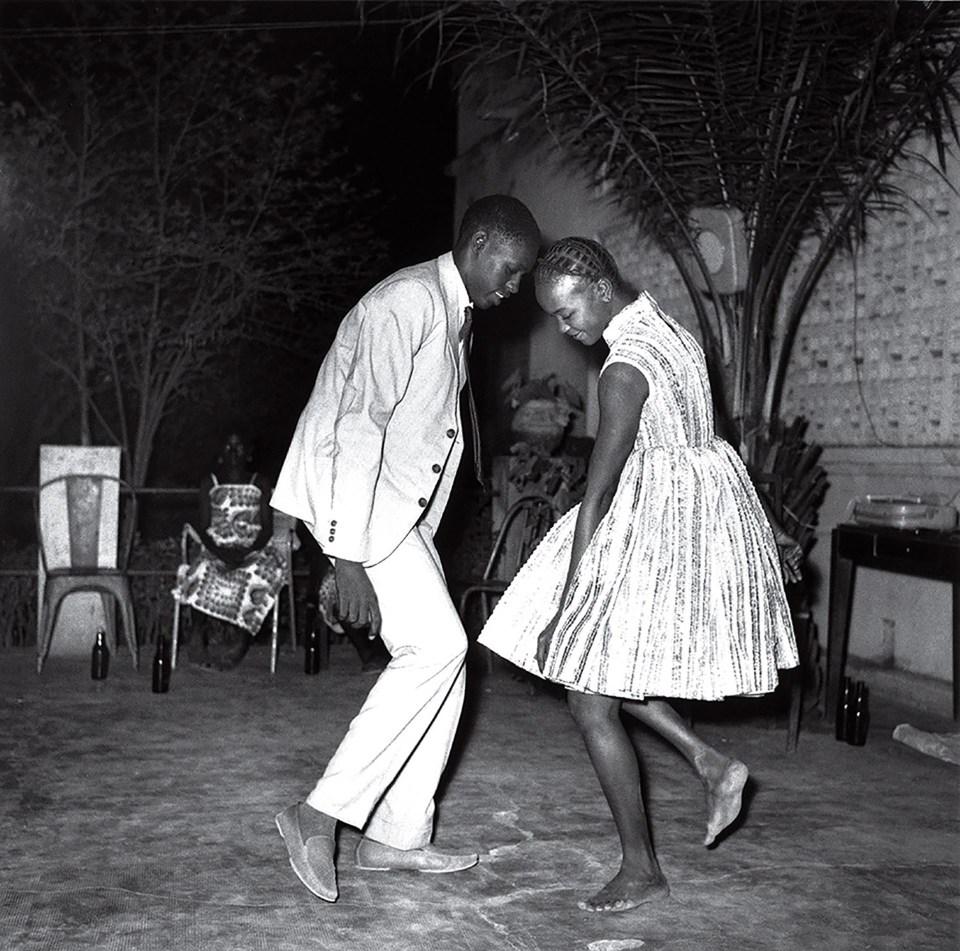 """Nochebuena (Happy Club)"" (Malick Sidibè, Mali, 1963)"