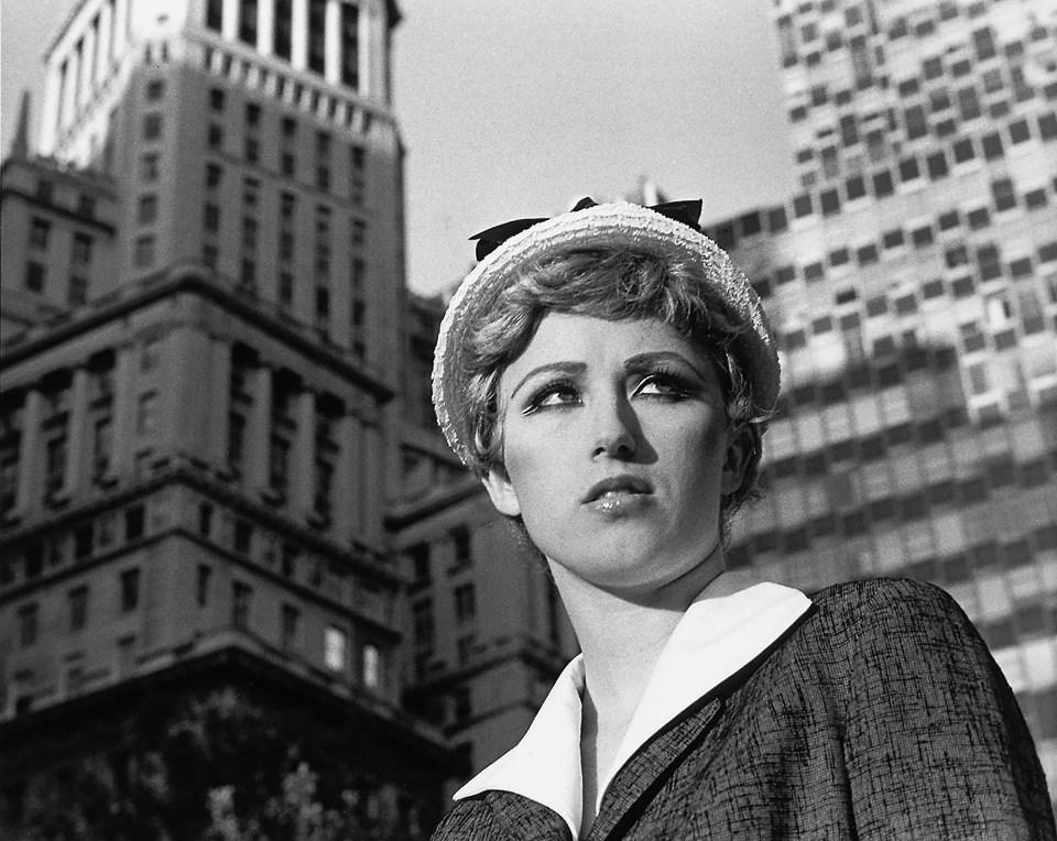 """Film sin título #21"" (Cindy Sherman, 1978)"