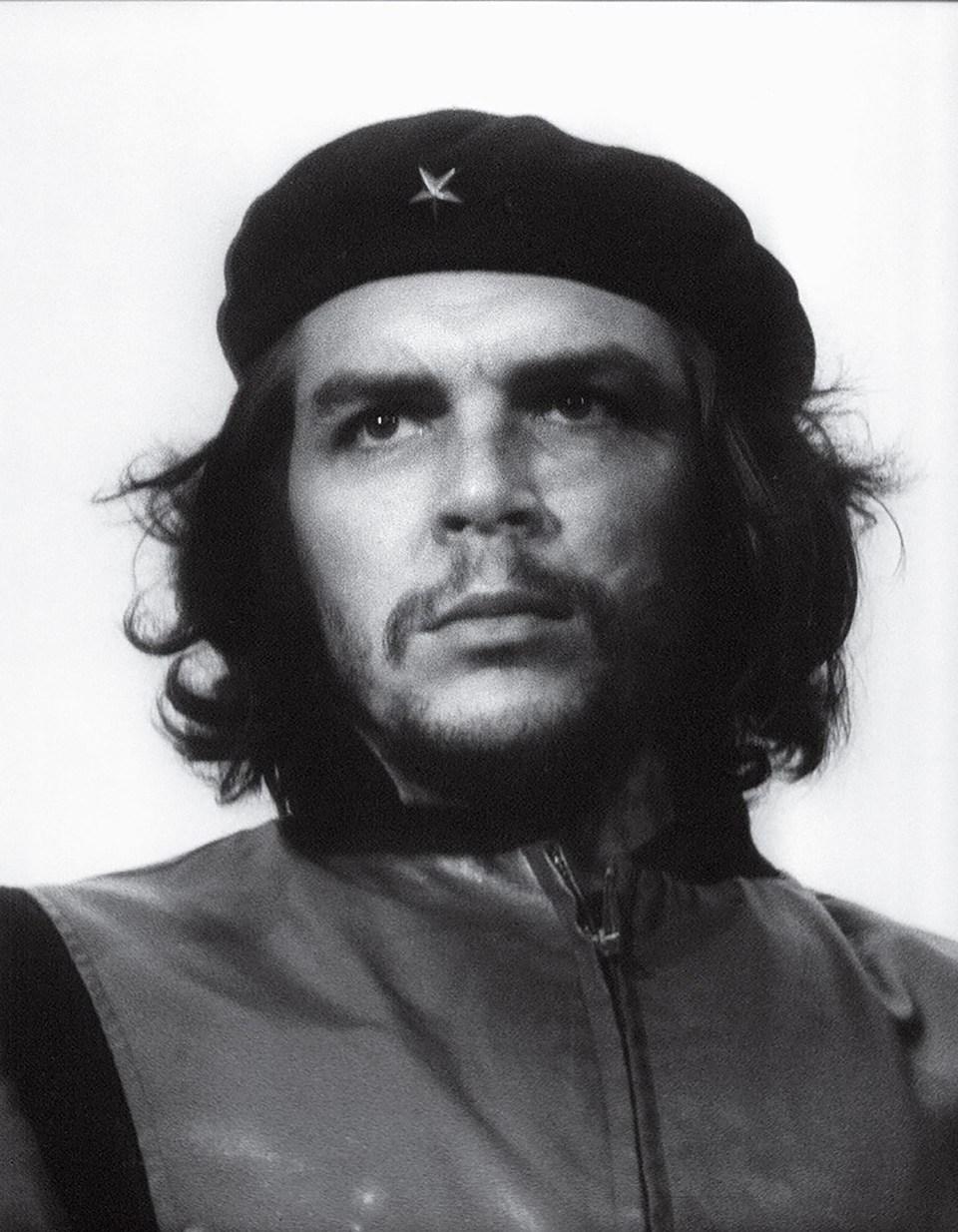 """Guerrillero heroico"" (Alberto Korda, Cuba, 1960)"