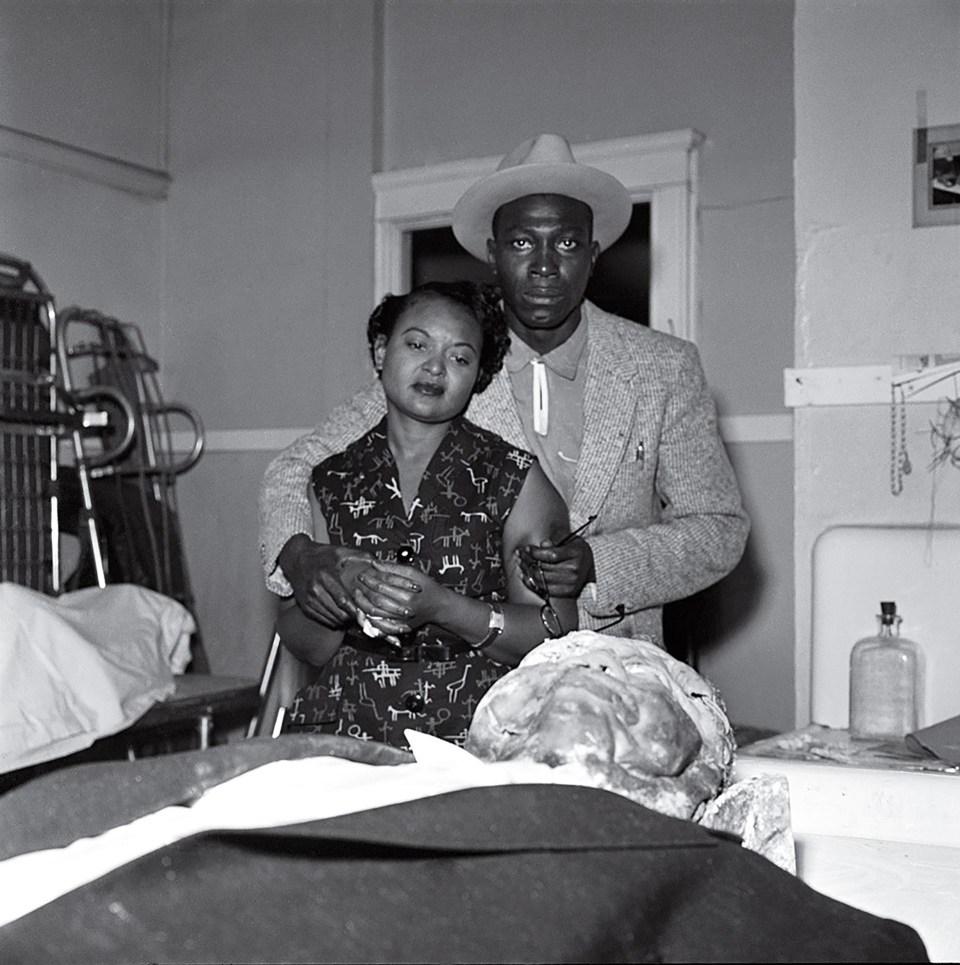 """""""Emmett Till"""" (David Jackson, Estados Unidos, 1955)"""