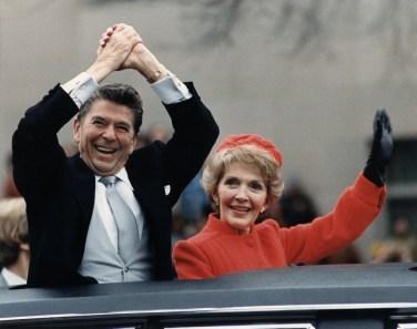 Nancy Reagan, ex primera dama y esposa de Ronald Reagan, murió el 6 de marzo a los 94 años