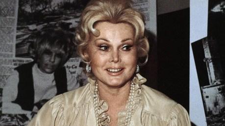 Zsa Zsa Gabor, la actriz húngara-estadounidense, murió el 18 de diciembre. Tenía 99 años