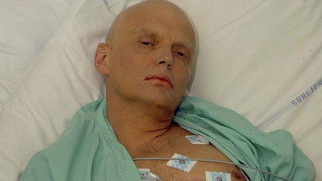 Alexander Litvidenko,ex coronel de KGB,murió en 2006 en Londres, envenenadocon polonio 210.
