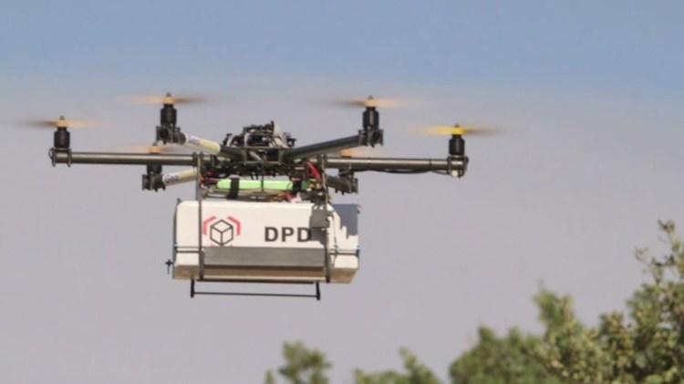 Entre las empresas que participarán de las pruebas con dronesno quedó seleccionada Amazon.