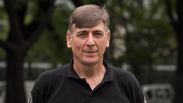 Jose Pedro Potocar, ex jefe de la Policía de la Ciudad (Prensa GCBA)