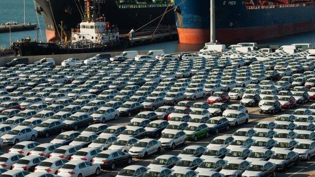 El 40% de las exportaciones a Brasil son vehículos y autopartes. (iStock)