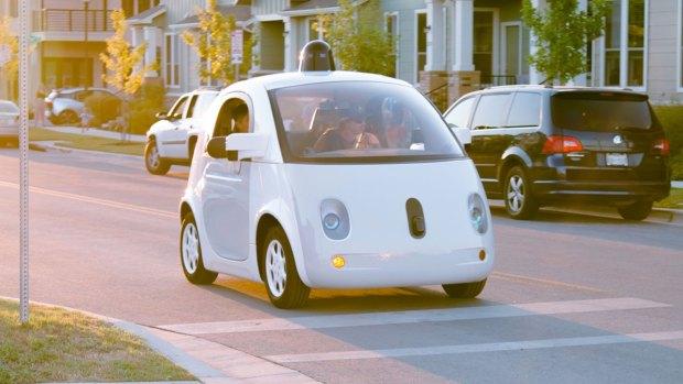 Waymo, el vehículo autónomo de Google