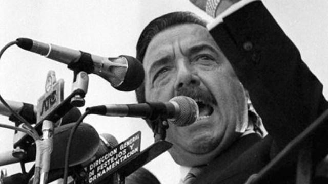 Raúl Alfonsín firmó un decreto por el que Isabel Perón evitó pagar 9 millones de dólares al Estado