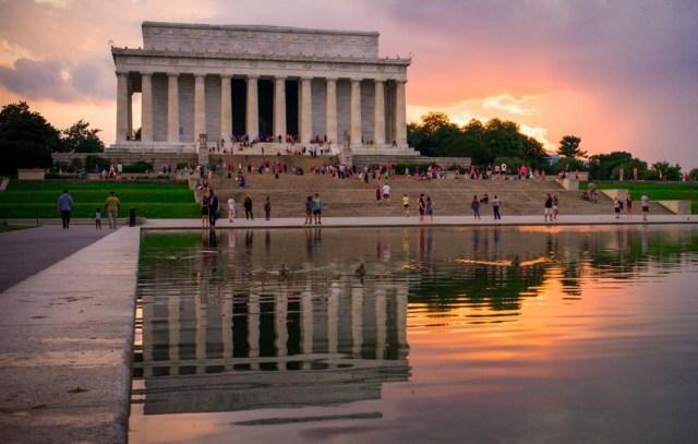 Lincoln Memorial (Washington D.C., Estados Unidos)
