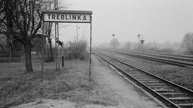Treblinka, uno de los campos de concentración desparramados por toda Europa por la Alemania nazi. Adolf Eichmann fue el encargado del traslado de millones de judíos a su exterminio