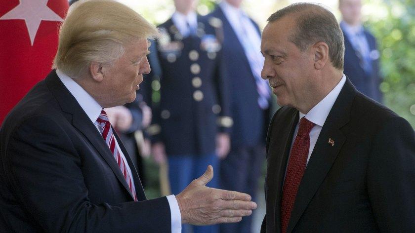 Crece la tensión entre EEUU y Turquía (AFP)