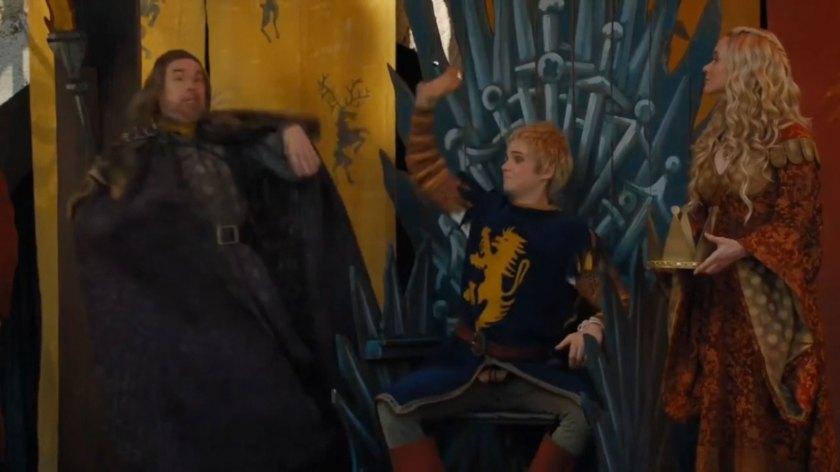 """La banda irlandesa """"Of Monster and Men"""" hace una obra de teatro en Game Of Thrones (Foto: Especial)"""