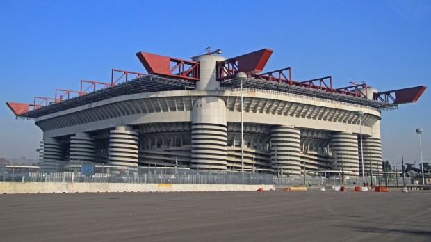 Los estadios de los equipos de la Serie A tienen una media de 64 años de antigüedad (iStock)