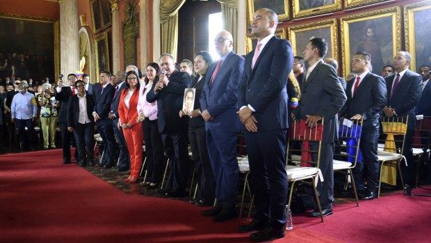 La Asamblea Constituyente fue un golpe para la oposición