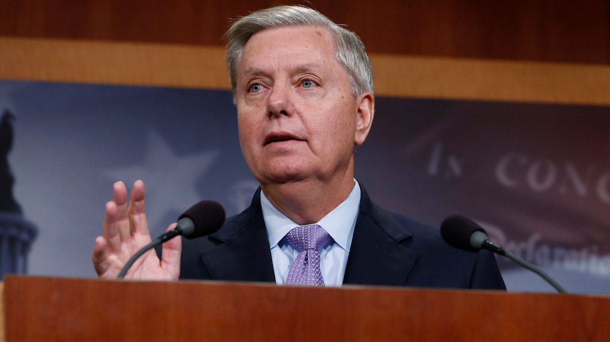 Lindsey Graham (Reuters)