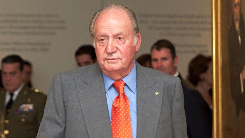 El rey emérito Juan Carlos (Getty Images)