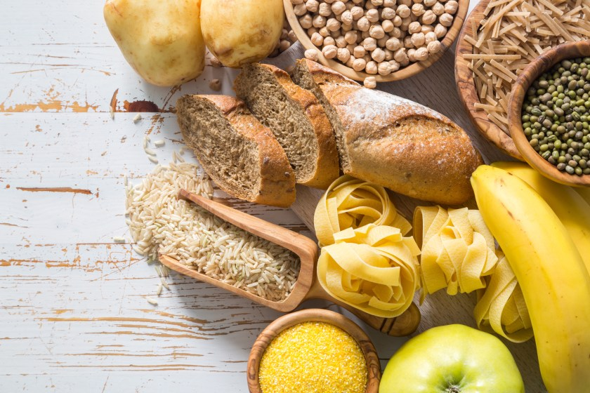 Laeliminación de carbohidratos es un método muy usado para la pérdida de peso (iStock)