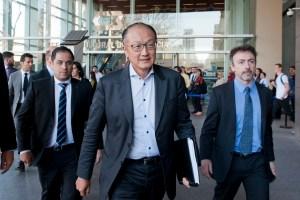 Jim Yong Kim presidente del Banco Mundial, renunció antes de terminar su mandato en la institución (Foto: Archivo/Infobae)