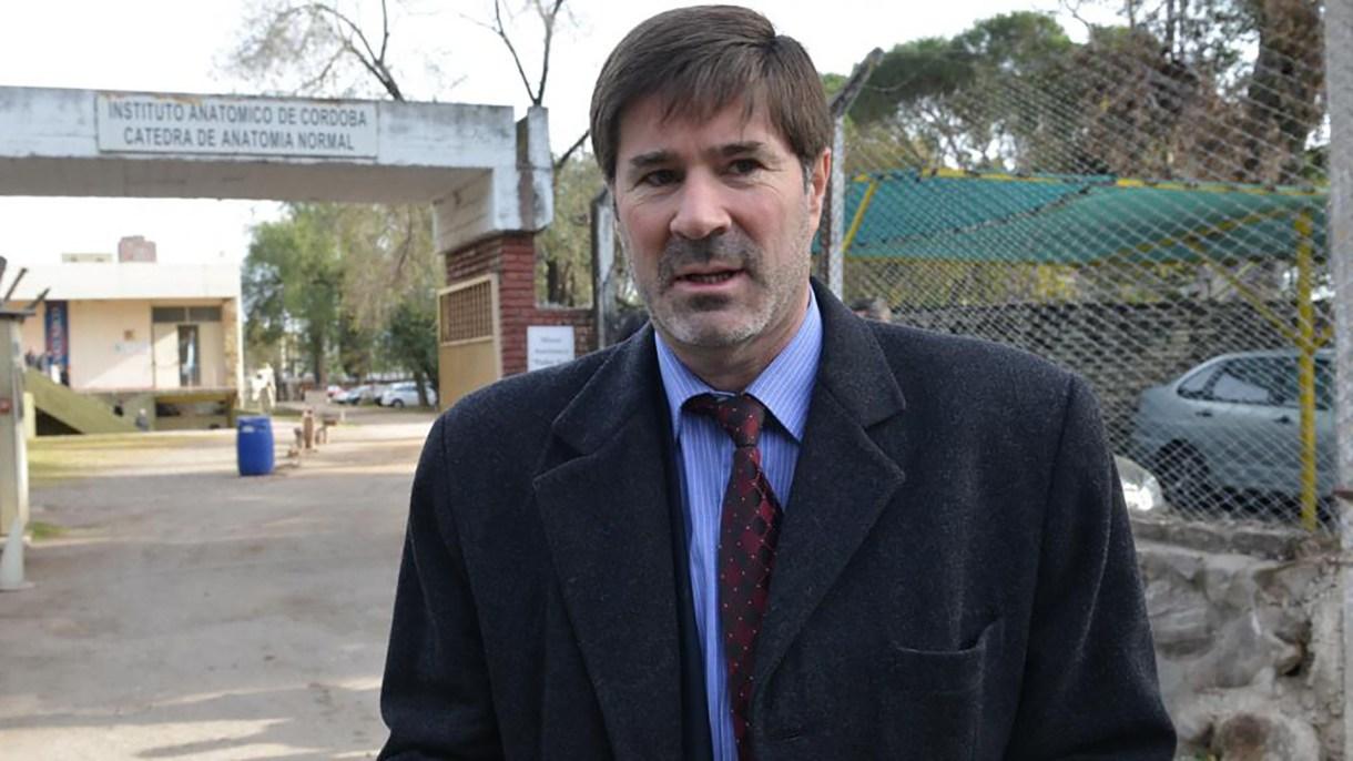 El fiscal cordobés Enrique Senestrari