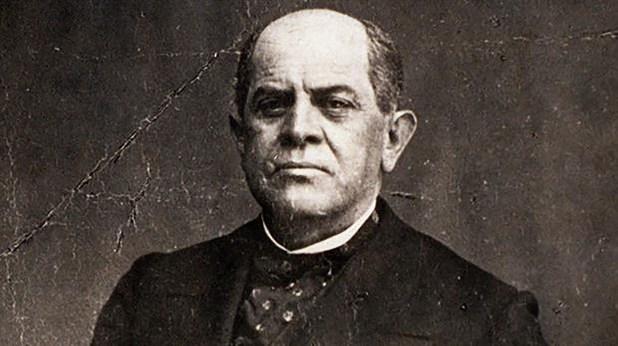 Domingo Faustino Sarmiento. El general Roca pensó en cederle la presidencia para evitar la guerra civil