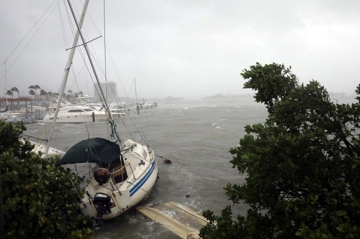 Puerto de South Beach (Reuters)