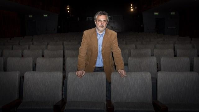 Luciano Monteagudo (Foto: Martín Rosenzveig)