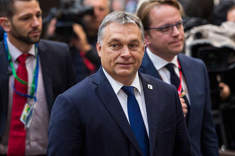 Viktor Orban, primer ministro de Hungría (Getty Images)