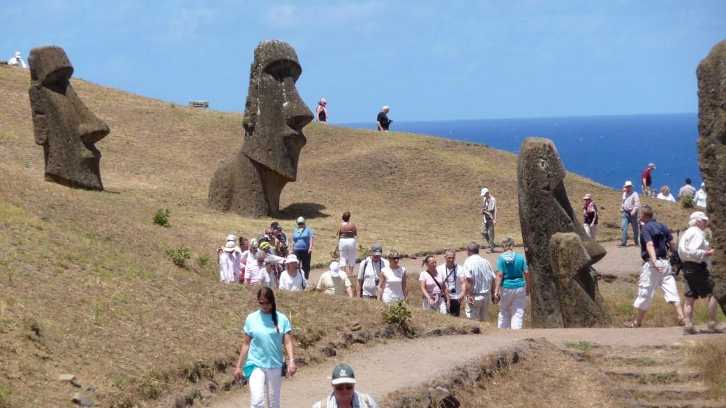 La Isla es visitada por miles de turistas anualmente (Getty)