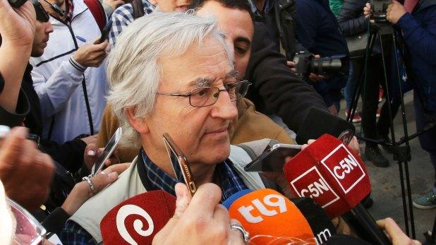 El ex miembro del Equipo Argentino de Antropología Forense Alejandro Incháurregui fue uno de los prestigiosos peritos que participaron y suscribieron los primeros resultados de la autopsia a Maldonado (NA)