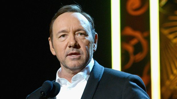 Kevin Spacey (Getty Images)