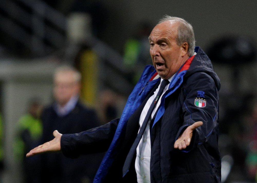 El entrenador italiano Giampiero Ventura (Reuters)