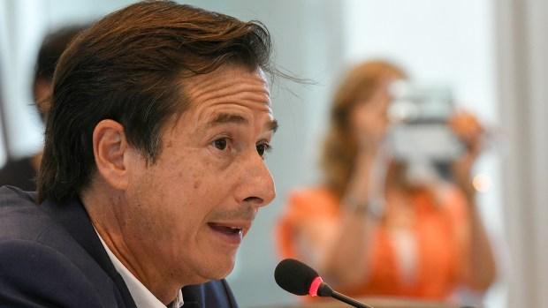 Daniel Lipovetzky (Télam)