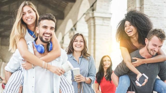 Los millenials, la generación que se preocupa por el otro (Getty Images)