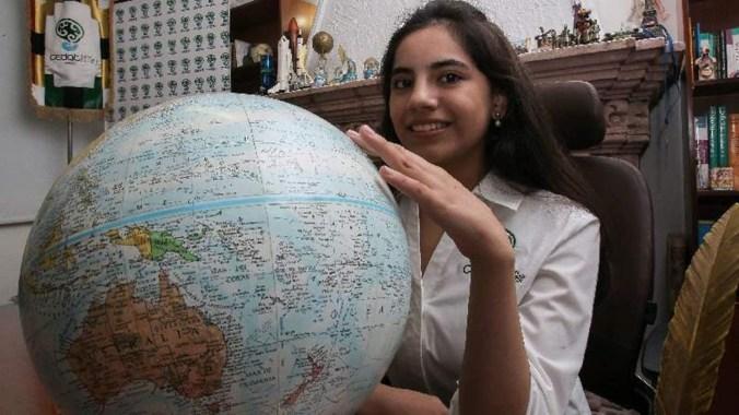 Dafne es la mexicana de menor edad en ingresar a Harvard (Foto: Archivo)