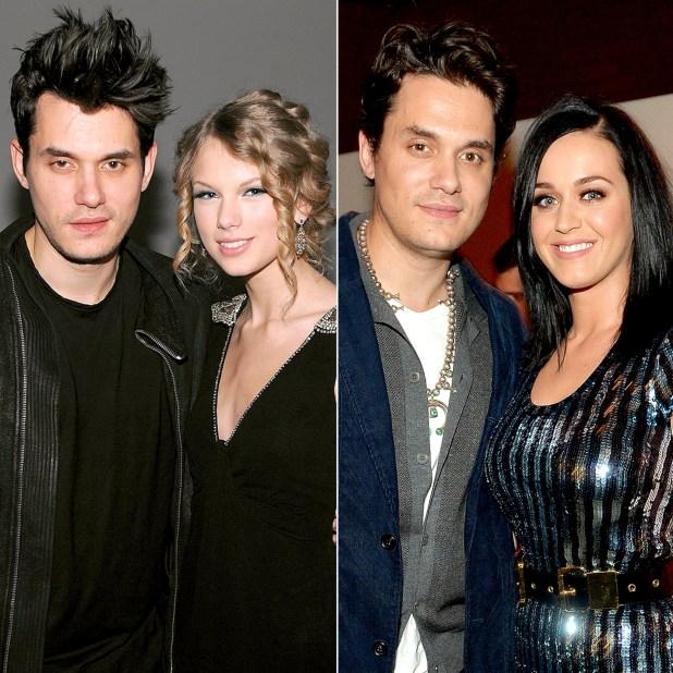 John Mayer salió, entre muchas otras, con Taylor Swift y Katy Perry. Foto: Archivo Atlántida Televisa