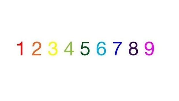Nueve números, una sola solución