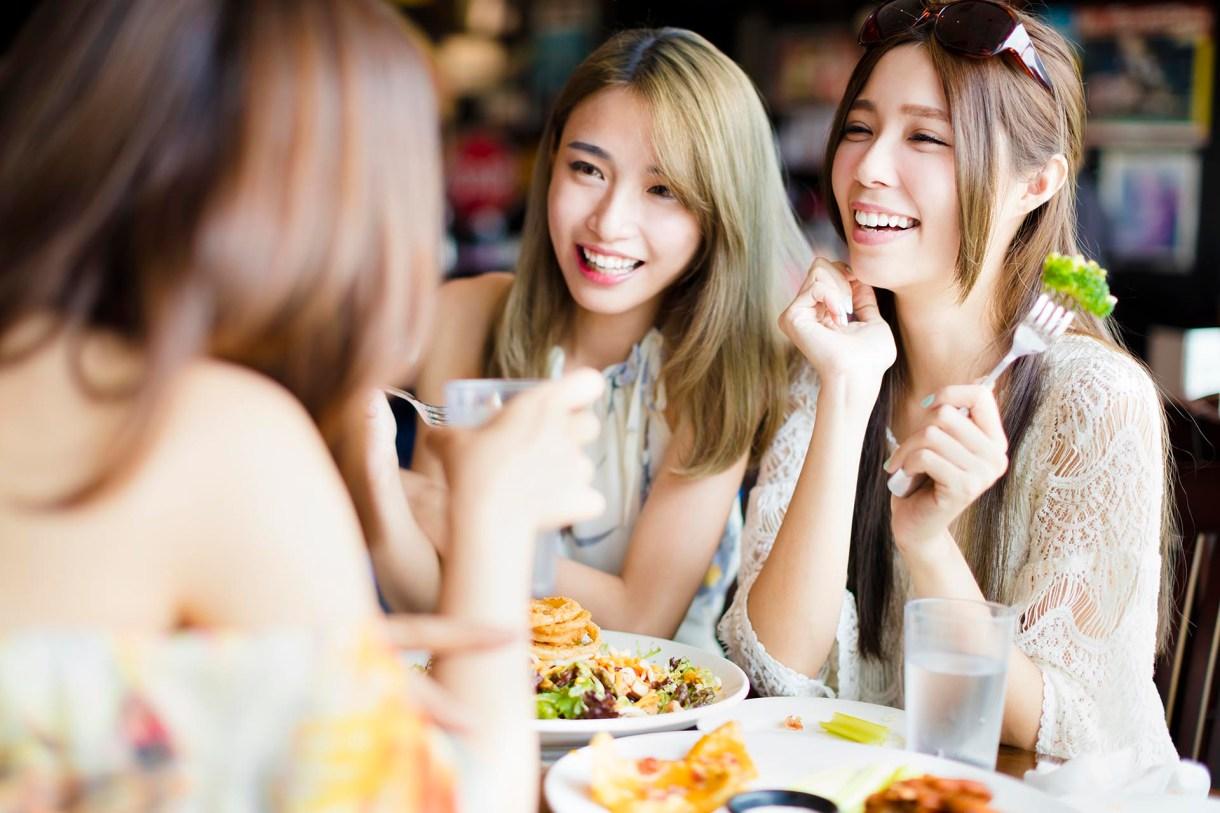 El modo de relacionarse contribuye a un estado de general de salud positivo para la población japonesa (Getty Images)