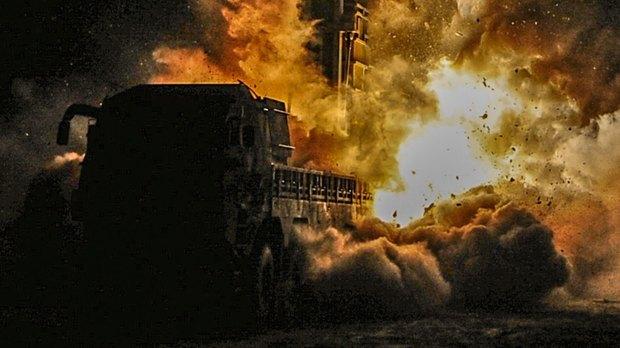 El lanzamiento se hizo desde una plataforma móvil y apenas minutos después de la prueba norcoreana