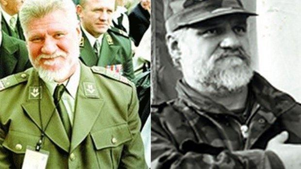 Praljak fue general del Ejército bosniocroata en la guerra