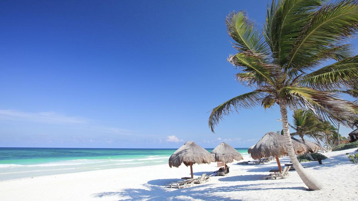 México se destaca por sus playas paradisíacas y por su tranquilidad. (Getty)