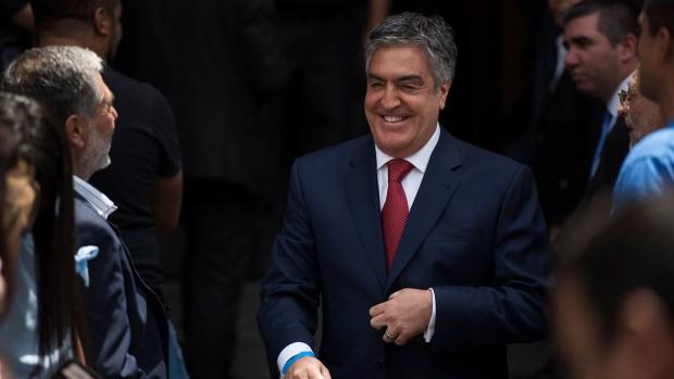 Gregorio Dalbón, abogado de Cristina Kirchner